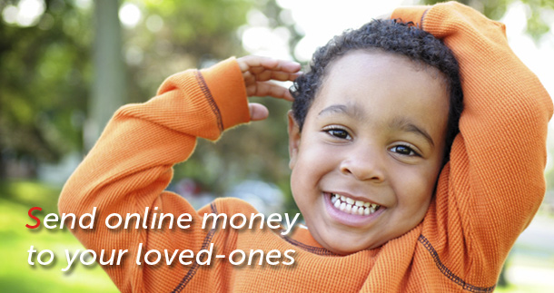 Suri-Change send online money to your loved-ones
